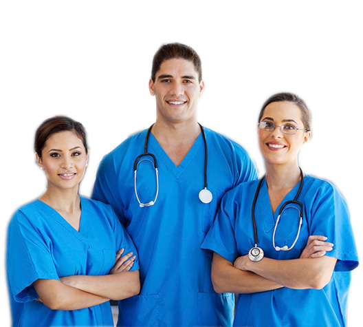 critical care nurses